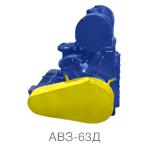 Вакуумный насос АВЗ-63Д