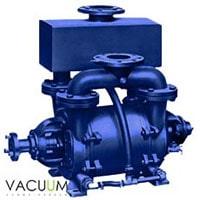 Водокольцевой вакуумный насос 200 SZO