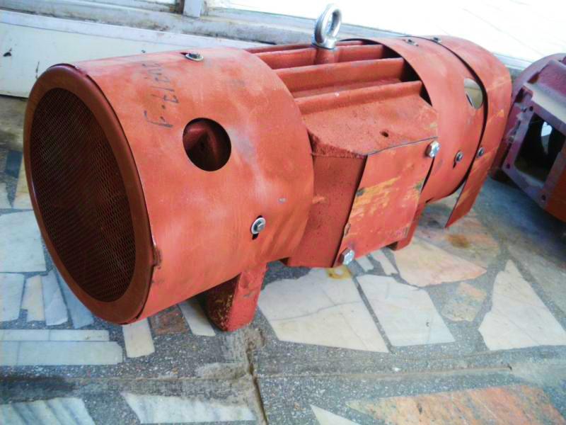 Вакуум насос КО-510 для илососа