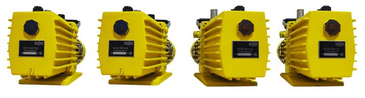 Пластинчато-роторные насосы НВР-1,25Д